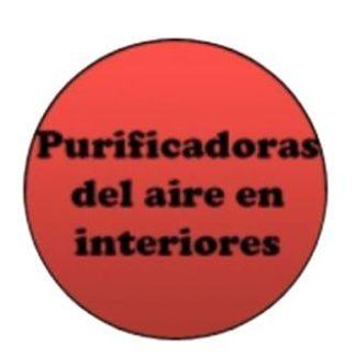 Purificadoras del aire en interiores
